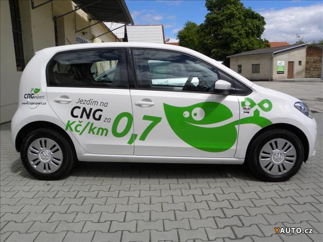 prod m volkswagen up 1 0 move cng prodej ostatn osobn auta. Black Bedroom Furniture Sets. Home Design Ideas