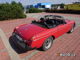Prodám MG B Roadster 1.8