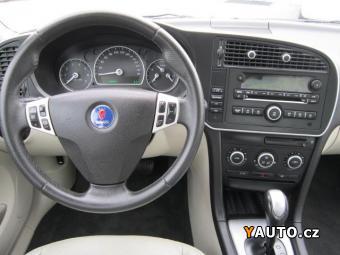 Prodám Saab 9-3 2,0 Vector Sport serviska