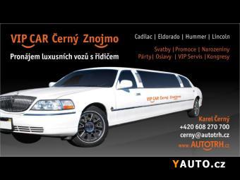 Prodám Lincoln Town Car Limuzína 9. m Pronájem