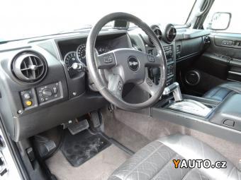 Prodám Hummer H2 6.0 V8 Možnost pronájmu