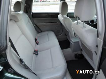 Prodám Subaru Forester 2.0i BiFuel - LPG