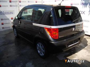Prodám Peugeot 1007 1.4 16V +KLIMA+