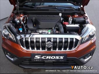 Prodám Suzuki S-Cross 1,4 Premium AllGrip 4x4
