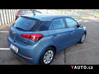 Prodám Hyundai i20 1.2i FAMILY+