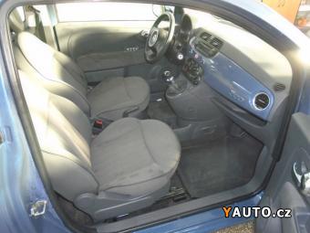 Prodám Fiat 500 1,2 Euro6