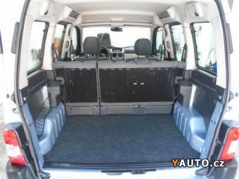 Prodám Peugeot Partner 1.6 HDi