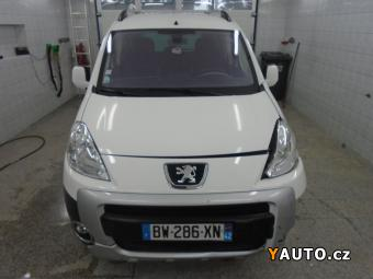 Prodám Peugeot Partner Tepee 1.6 hdi OUTDOOR