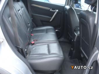 Prodám Chevrolet Captiva 3,2LT+LPG