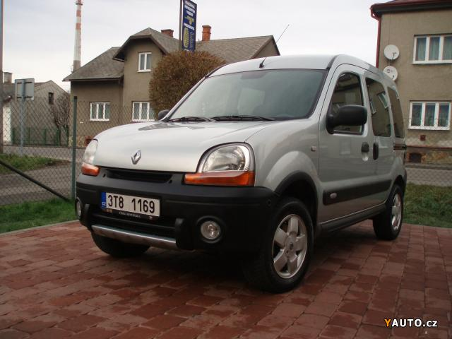 prod m renault kangoo kangoo 4x4 prodej renault kangoo osobn auta. Black Bedroom Furniture Sets. Home Design Ideas