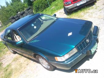 Prodám Cadillac STS 4.6 northstar 32v V8