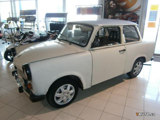 Prodám Trabant 601S De luxe NOVÁ CENA