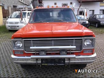 Prodám GMC Sierra 5,7 V8 PICK-UP veterán 2500
