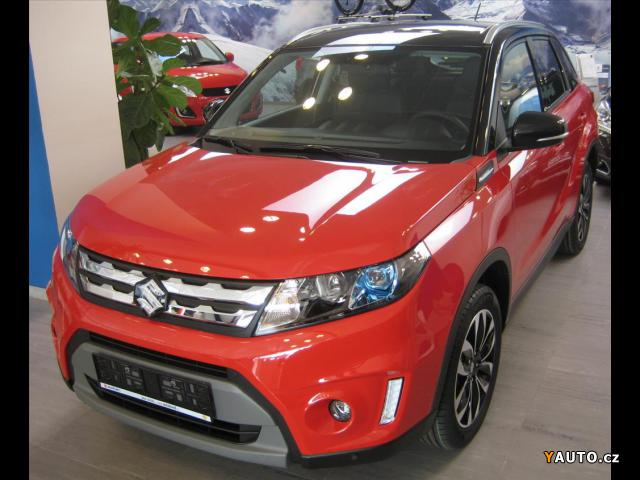 prod m suzuki vitara 1 6 vvt vitara elegance 4x4 a prodej suzuki vitara ter nn vozy. Black Bedroom Furniture Sets. Home Design Ideas