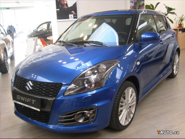 prod m suzuki swift 1 6 sport vvt prodej suzuki swift osobn auta. Black Bedroom Furniture Sets. Home Design Ideas