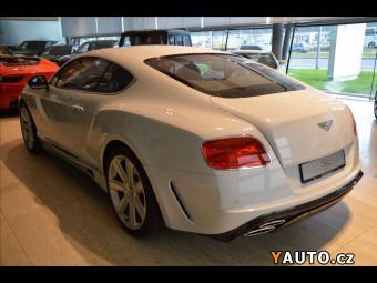 Prodám Bentley Continental GT V8, MANSORY, TV, MASÁŽE