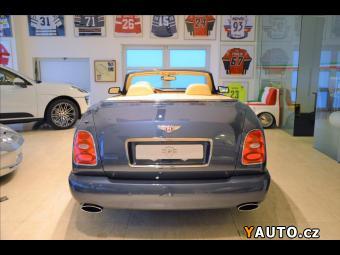 Prodám Bentley Azure Convertible , MASÁŽNÍ SEDADLA