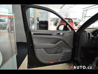 Prodám Porsche Cayenne Turbo, BURMESTER, ACC