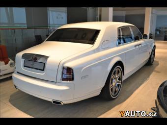 Prodám Rolls Royce Phantom , ZÁBAVNÍ SYSTÉM VZADU