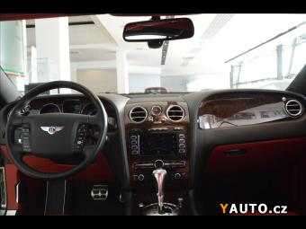 Prodám Bentley Continental GT W12, TV, KEYLESS