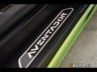 Prodám Lamborghini Aventador LP 700-4 Roadster, KARBON