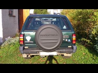 Prodám Opel Frontera 2, 5TDS