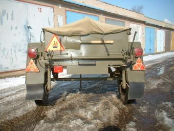 Prodám UAZ UAZ 469 s přív. vozíkem