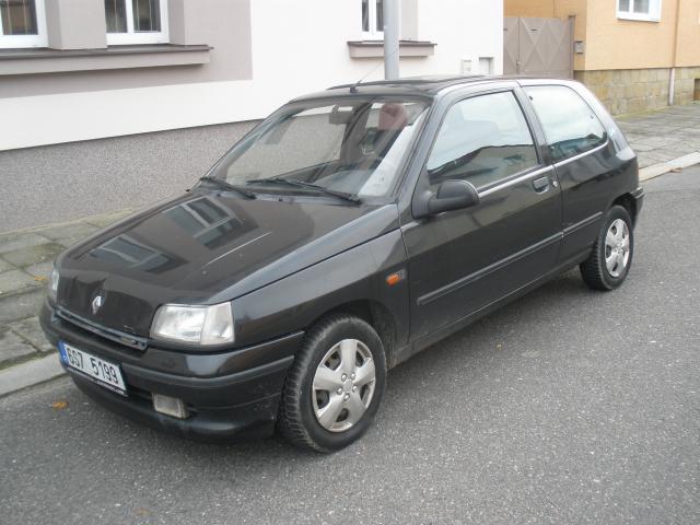 Prodám Renault Clio Clio 1.2