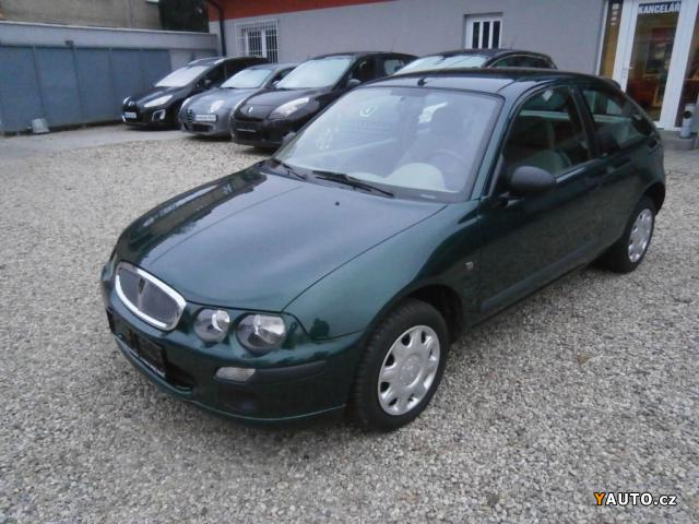 Prodám Rover 25 1,4i 16V 62KW Zadáno