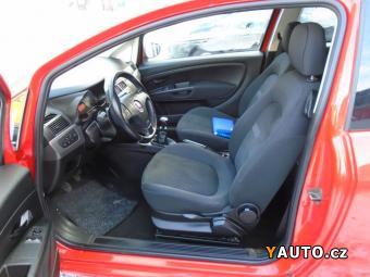 Prodám Fiat Grande Punto 1,4i 57KW S. Kniha, 1x Majitel