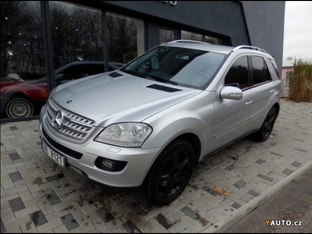 Mercedes Ml 320 4matic 2005