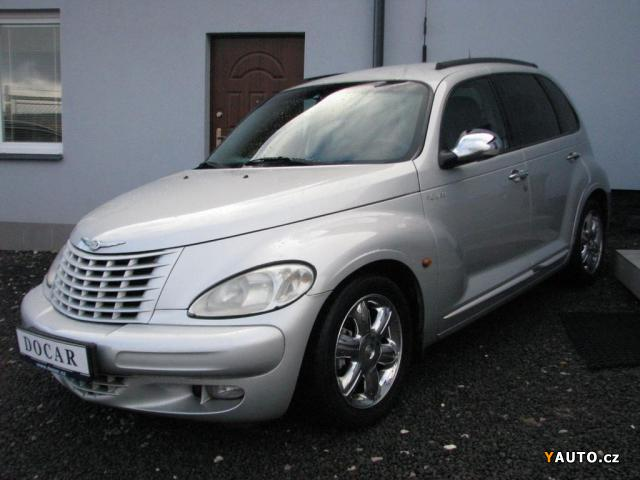 Prodám Chrysler PT Cruiser 2.2 CRD Limited, kůže