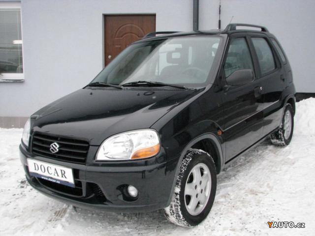 Prodám Suzuki Ignis 1.3i Club