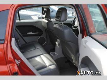 Prodám Dodge Caliber 2.0CRD SXT, NAVI, KŮŽE, 6KVALT