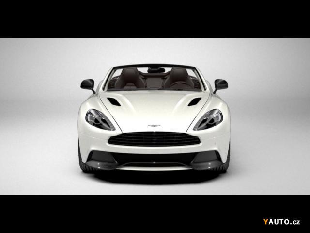 Prodám Aston Martin Vanquish 6.0 Volante