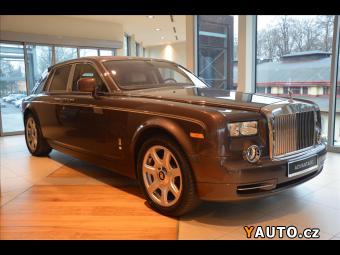 Prodám Rolls Royce Phantom 6.8 V12 IHNED