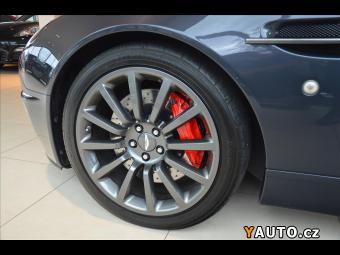 Prodám Aston Martin Vanquish 6.0 V12 IHNED