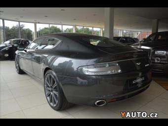 Prodám Aston Martin Rapide 6.0 V12 SKLADEM