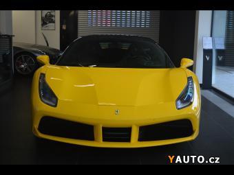 Prodám Ferrari 488 3.9 GTB