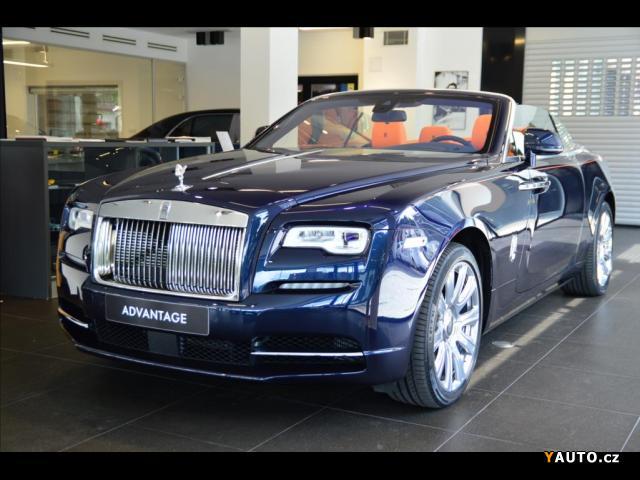 Prodám Rolls Royce 6,6 V12 DAWN