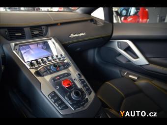 Prodám Lamborghini Aventador 6,5 LP 700-4 Coupe, Branding