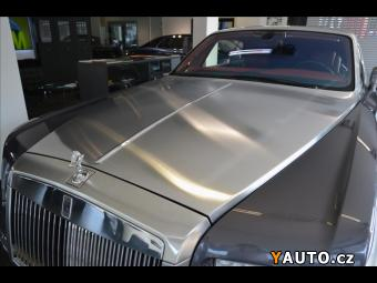 Prodám Rolls Royce Phantom 6,7 Coupe, Starlight, Steel