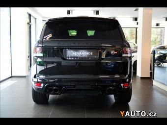 Prodám Land Rover Range Rover Sport 5,0 SVR