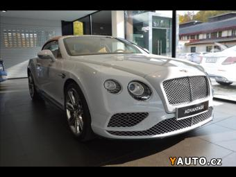 Prodám Bentley Continental GTC 4,0 V8 S, Mulliner, MY 2016