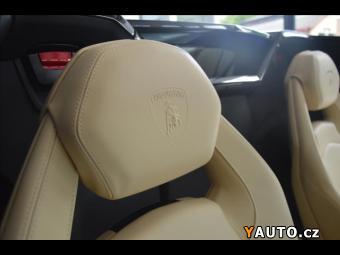 Prodám Lamborghini Aventador 6,5 LP 700-4 Roadster, Záruka