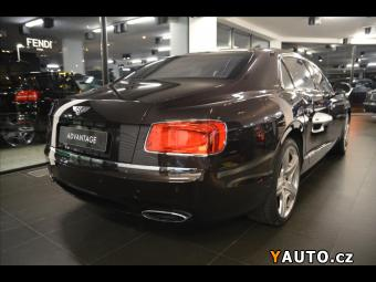 Prodám Bentley Continental Flying Spur 6,0 W12, Mulliner, Comfort + Con