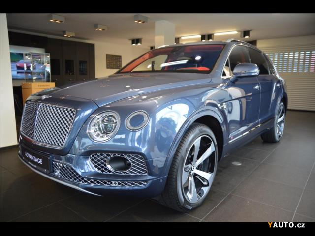 Prodám Bentley 6,0 Bentayga W12 First Edition
