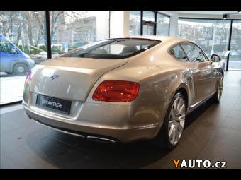 Prodám Bentley Continental GT 6,0 W12 Keramické brzdy SKLAD