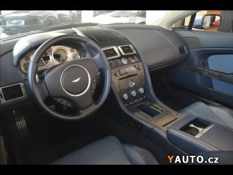 Prodám Aston Martin V8 Vantage 4,3 V8 Roadster Sportshift