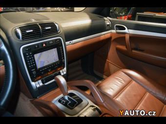 Prodám Porsche Cayenne 4,8 S, PDCC, Vzduch, Bose SKLADE